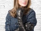 ladies-long-black-leather-gloves-collection-2014-4-160x120-1100903